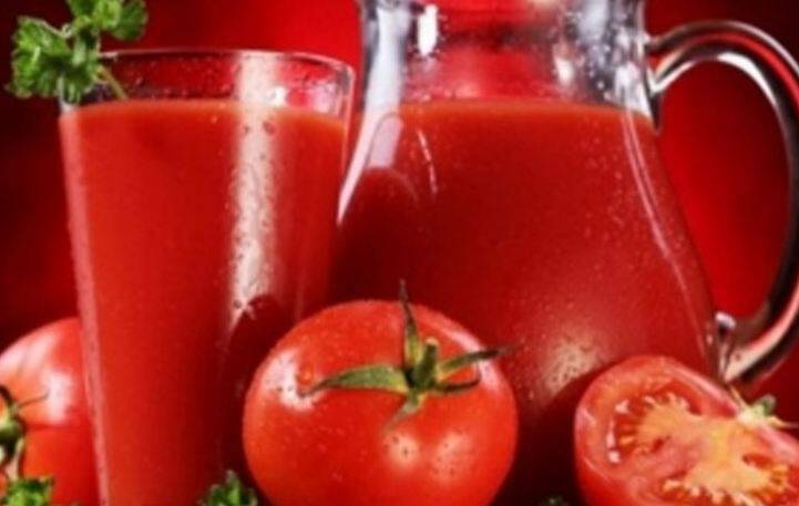 Αποτοξινωτικός χυμός ντομάτας