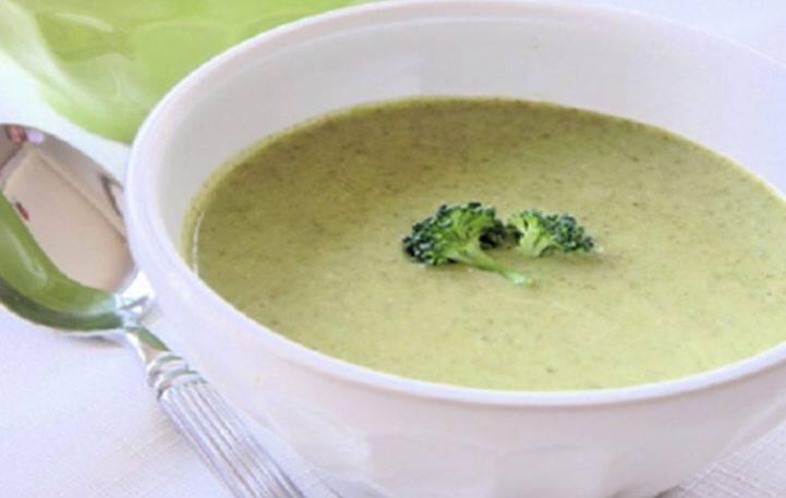 Νόστιμη σούπα μπρόκολου