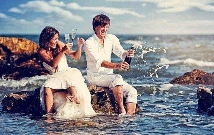 θέλετε να σώσετε τη σχέση σας; Πιείτε τα μαζί!