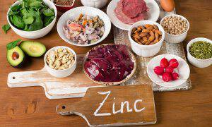 bigstock-Foods-With-Zinc-Mineral-On-A-W-128619851