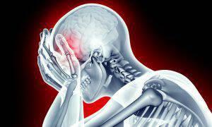 bigstock-X-ray-Image-Human-Head-With-Pa-116137661