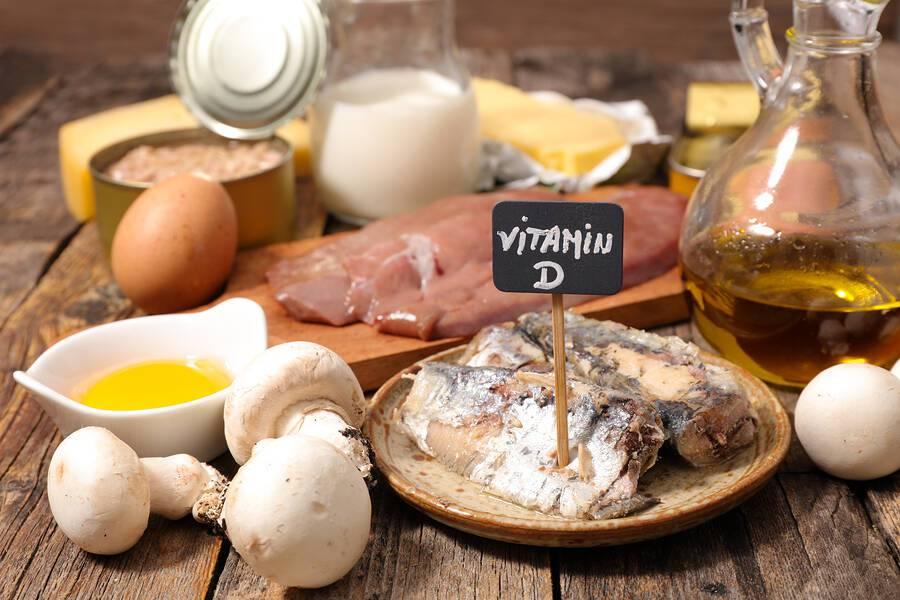 Βιταμίνη D: Λειτουργίες & πηγές