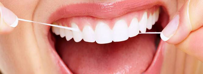 Μην νιώθετε τύψεις αν δεν χρησιμοποιείτε οδοντικό νήμα