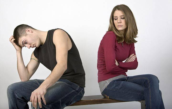 Ένας χωρισμός μπορεί να προκαλέσει ζημιά στον γυναικείο εγκέφαλο