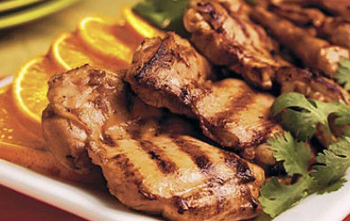 Κοτόπουλο στα κάρβουνα