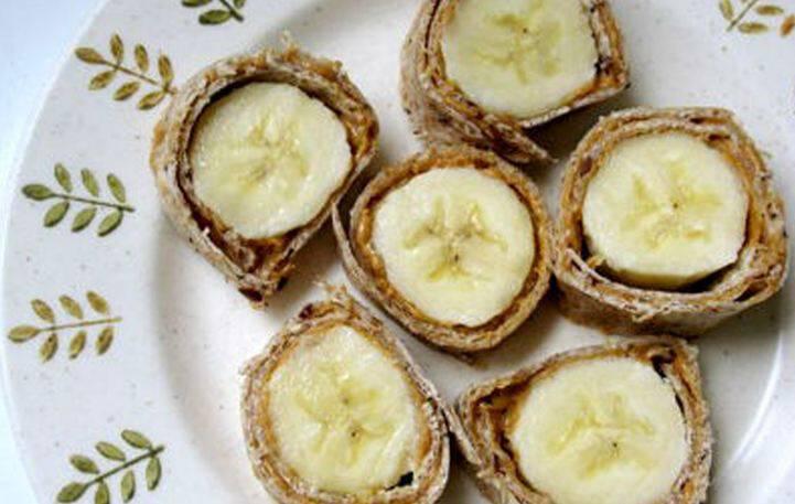 Το καλύτερο σνακ για το σχολείο: Σάντουιτς με μπανάνα και φυστικοβούτυρο