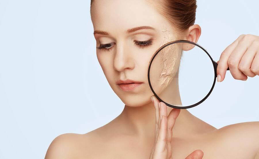 Παράδοξα σημάδια ασθένειας που φαίνονται στο δέρμα