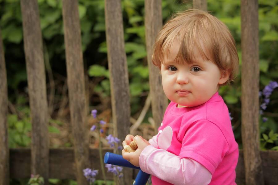 Αυγά και φιστίκια από πολύ μικρή ηλικία για πρόληψη της αλλεργίας