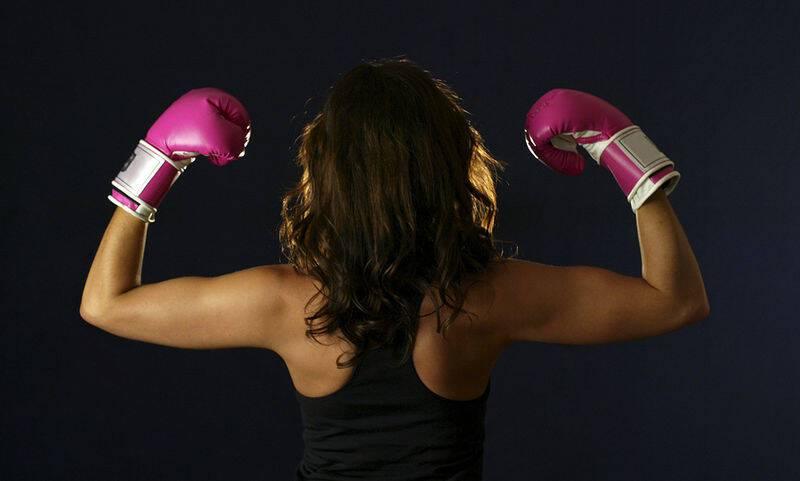 bigstock-Female-boxer-5696005