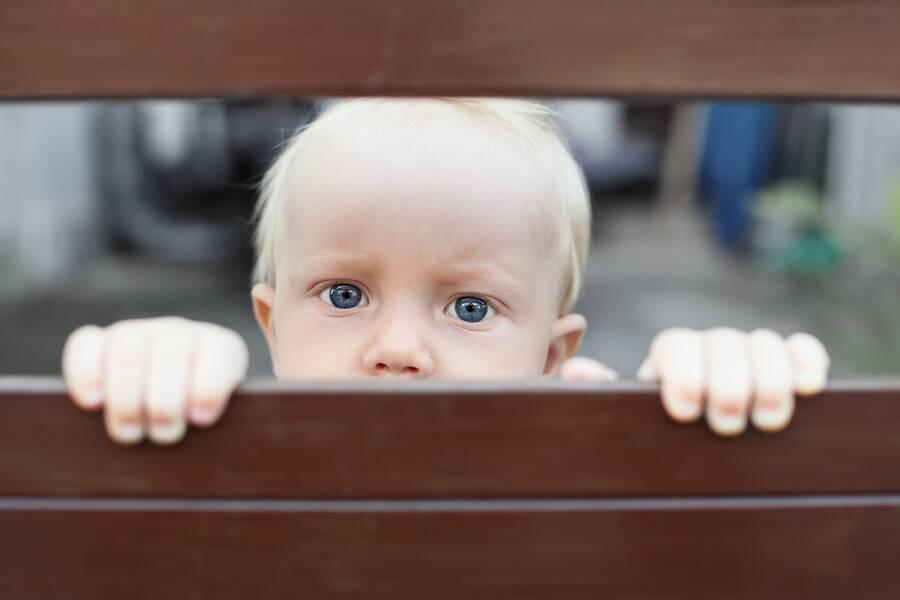 Τι περιλαμβάνει το τσεκάπ των ματιών στα μικρά παιδιά