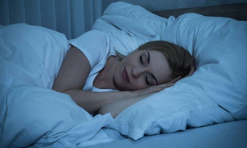 bigstock-Woman-Sleeping-In-Bed-98054741