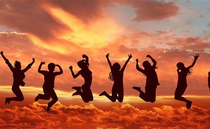 Η ευτυχία βρίσκεται μόνο σε μια ερώτηση
