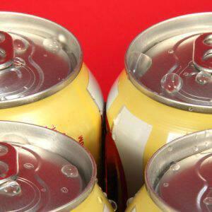 bigstock-Four-Soda-Cans-992076