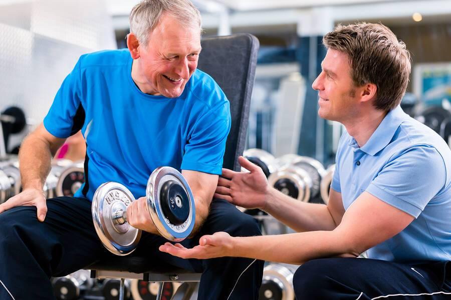 Η μυϊκή ενδυνάμωση μέτρο προστασίας ενάντια στην άνοια