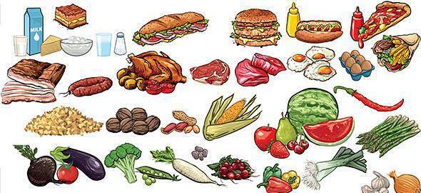 Πόσες φορές την εβδομάδα πρέπει να τρώμε το κάθε τρόφιμο