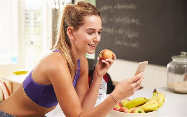 5 σνακ ιδανικά για πριν την άσκηση