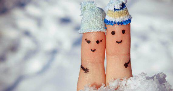 bigstock-Finger-art-of-a-Happy-couple-o-82244252