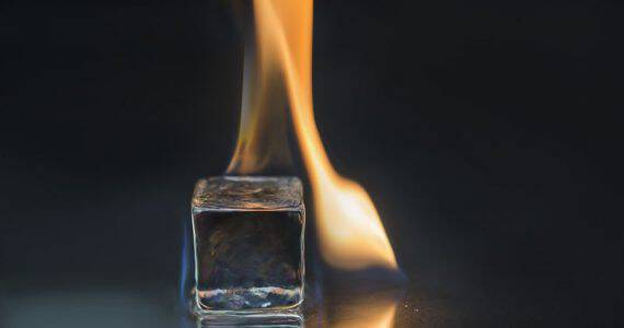 bigstock-Fire-And-Ice-76171433