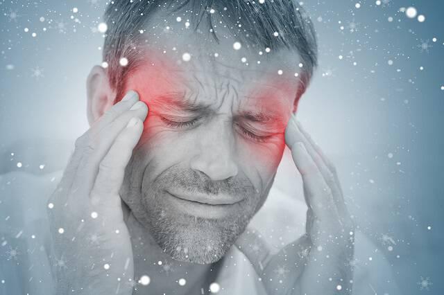 Πώς επηρεάζει το κρύο τους πόνους στο σώμα;