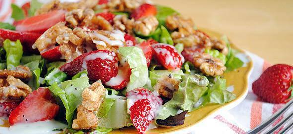 3 σαλάτες που θα σας βοηθήσουν να χάσετε βάρος