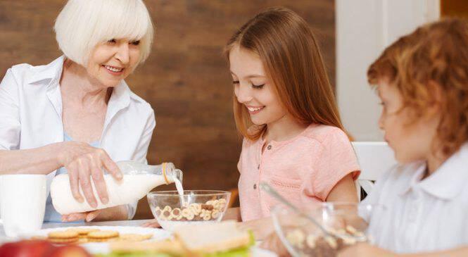 Υποχωρητικοί παππούδες: Πώς επηρεάζουν την υγεία των παιδιών