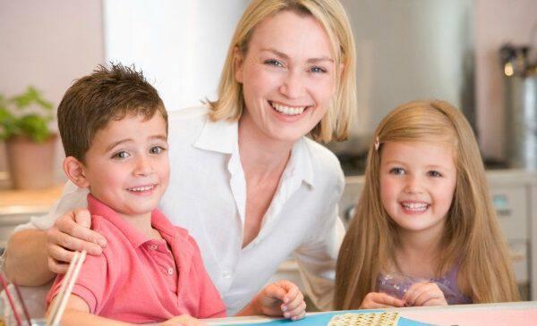 3 κανόνες που βοηθούν τη σχέση σας με τα παιδιά